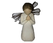 Willow Tree Angel of Prayer Figurine in Methuen MA, Martins Flowers & Gifts