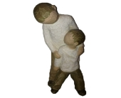 Willow Tree Brothers Figurine in Methuen MA, Martins Flowers & Gifts