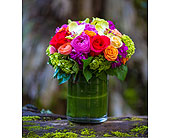 The Parade Bouquet in Bellevue WA, CITY FLOWERS, INC.