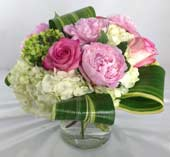 BLUSHING BEAUTY by Rubrums in Ossining NY, Rubrums Florist Ltd.