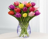 The FTD� Spring Tulip Bouquet in St. Michaels MD, Sophie's Poseys