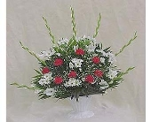 Funeral Basket - Mixed in Huntington WV, Spurlock's Flowers & Greenhouses, Inc.