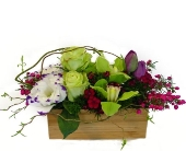 Springtime Style in Amherst NY, The Trillium's Courtyard Florist