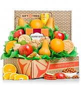 Healthy Choices Fruit Gift - by GiftTree Flowers