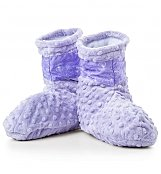 Spa Booties with Lavender Aromatherapy-Spa Booties with Complete Spa Kit - by GiftTree Flowers