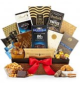 Encore Gourmet Gift Basket - by GiftTree Flowers