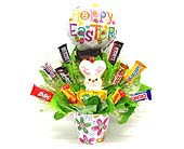 EGB9 ''Hippity Hoppity Candy Bouquet'' in Oklahoma City OK, Array of Flowers & Gifts