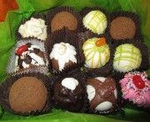Chocolate Truffles  in Methuen MA, Martins Flowers & Gifts