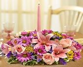 Sarasota Flowers - Spring Centerpiece - Oneco Florist