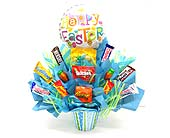 EGB10 ''Hoppy Easter'' Candy Bouquet in Oklahoma City OK, Array of Flowers & Gifts