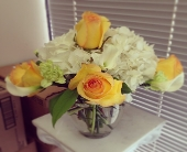 Yellow and White in Rockville MD, America's Beautiful Florist