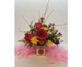 FLOWERS N CANDLE - 12 OZ in Bossier City LA, Lisa's Flowers & Gifts