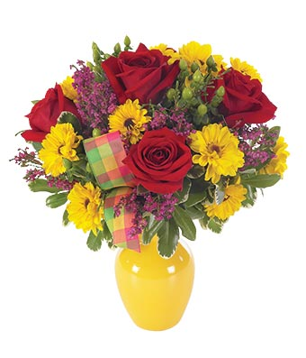 Country Sunshine in Highlands Ranch CO, TD Florist Designs