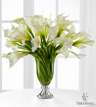 The FTD� Musings� Luxury Calla Lily Bouquet by Ver in Highlands Ranch CO, TD Florist Designs