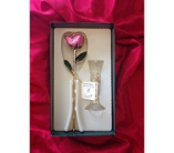 Gold Rose in Pink in Greensboro NC, Send Your Love Florist & Gifts