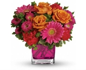 Turn Up The Pink in Smyrna GA, Floral Creations Florist