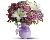 Precious in Purple in Smyrna GA, Floral Creations Florist
