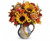 Teleflora's Glaze Of Glory Bouquet in Cornwall ON, Blooms