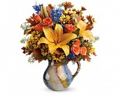 Teleflora's Harvest Fields Bouquet in Cornwall ON, Blooms