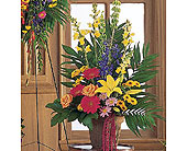 Celebration of Life Arrangemen in Aston PA, Wise Originals Florists & Gifts