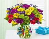 Austin Flowers - It's Your Day Bouquet - Heart & Home Flowers