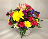 A DASH OF COLOR by Rubrums in Ossining NY, Rubrums Florist Ltd.