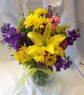 Blossoms of Joy in Greensboro NC, Send Your Love Florist & Gifts