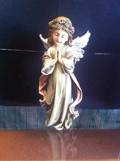 Angel in Bloomington, Indiana, Judy's Flowers and Gifts