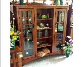 Amish Mission Bookcase in Grand Rapids MN, Shaw Florists