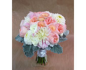 Peach Pleasure Bridal in Portland, Oregon, Portland Florist Shop