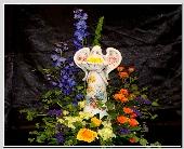 ANGELS GARDEN in Flushing, Michigan, Flushing Florist & Greenhouse