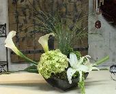 STYLISH CALLA LILIES in Flushing, Michigan, Flushing Florist & Greenhouse
