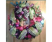 Wreath in Weatherford TX, Remembrance Flower Shop