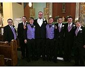 Wedding in Brecksville, Ohio, Brecksville Florist