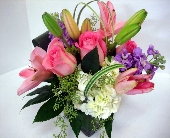 Chic Floral Gift in San Francisco CA, Fillmore Florist