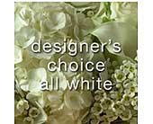 Designer's Choice All White in Ammon ID, Petal Passion