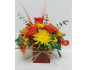 Autumn Beauty in Raleigh NC, Gingerbread House Florist - Raleigh NC