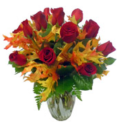 Unbridled for Fall in Raleigh NC, Johnson-Paschal Floral Company