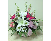 Butterflies & Gingham in Toms River NJ, Village Florist