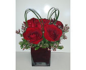 Romance in Bloom in Raleigh NC, Gingerbread House Florist - Raleigh NC