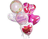Anniversary Mylar Balloon Bouquets in Smyrna GA, Floral Creations Florist
