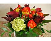 Fall Arrangement in Ammon ID, Petal Passion