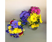 Bridal and Brides Maids Bouquets in Smyrna GA, Floral Creations Florist