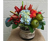 Autumn Abundance in Redmond WA, Bear Creek Florist