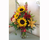 Autumn Sunset in Smyrna GA, Floral Creations Florist