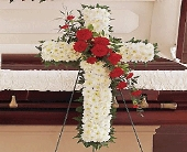 Hope and Honor Cross in Jacksonville, Florida, Kuhn Flowers