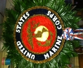 Marines in Staten Island NY, Evergreen Florist