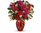 Teleflora's You're In My Heart Bouquet in Altamonte Springs FL, Altamonte Springs Florist
