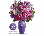Teleflora's Roses And Butterflies Bouquet, picture