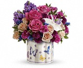 Teleflora's Dancing In Joy Bouquet in Vernon Hills IL, Liz Lee Flowers